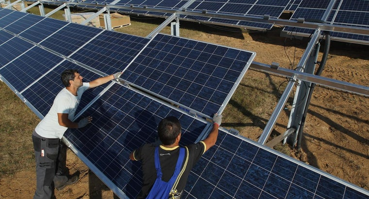 When Was Solar Power Invented?