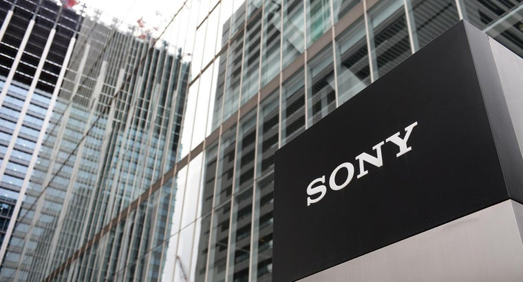 What Is the Sony Corporation?