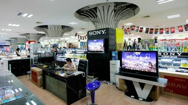 Who Are Sony's Major Competitors?