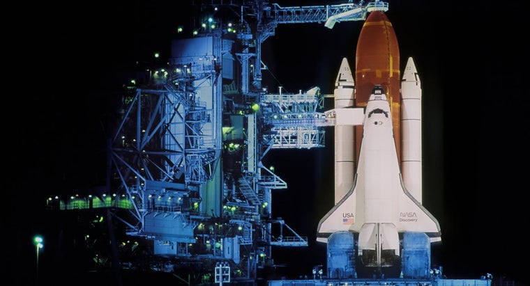 space shuttle challenger height - photo #8