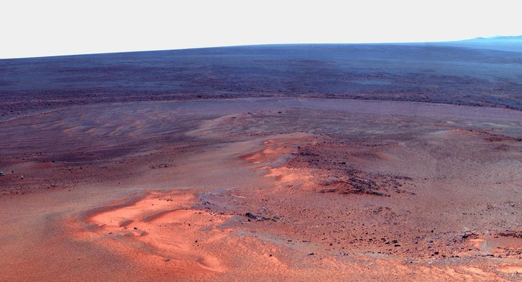 What Are the Special Features of Mars?