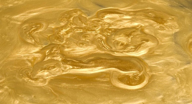 What Is the Specific Heat Capacity of Gold?