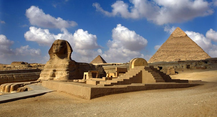Where Is the Sphinx Located?