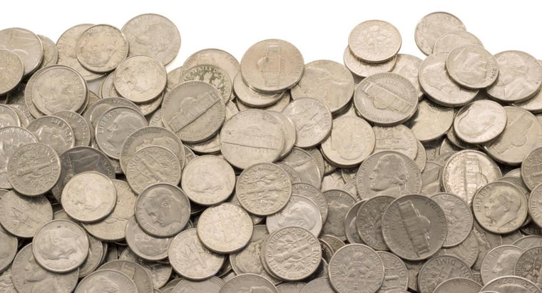 What Is the Spiritual Meaning of Finding Dimes?