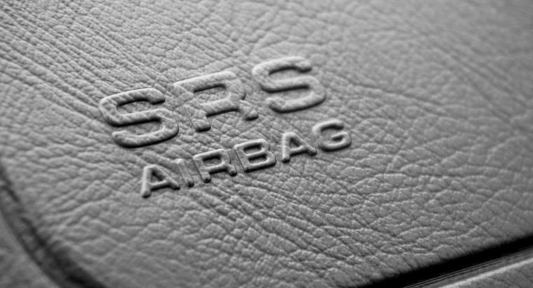 """What Does """"SRS"""" Stand for in a Car?"""