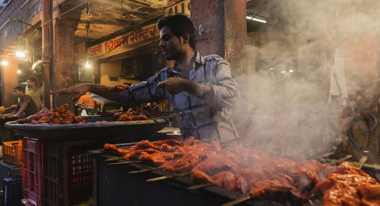 What Are the Staple Foods in India?