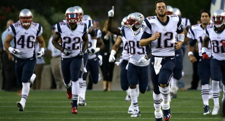 What State Are the New England Patriots From?