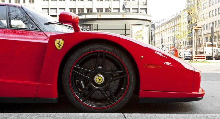 How Old Is the Ferrari Enzo?