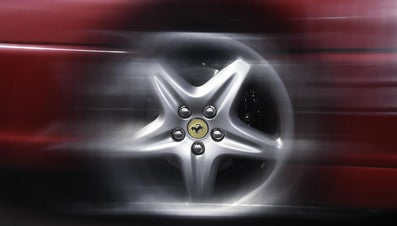 What Size Rims Can You Put on Ferrari Cars?