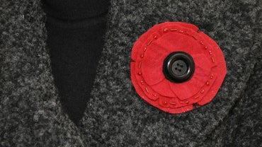 What Side Do I Wear My Poppy On?
