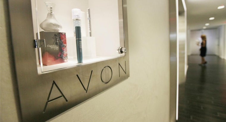 In Which Stores Can I Buy Avon Products?