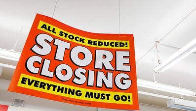 How Do You Find Stores Going Out of Business?