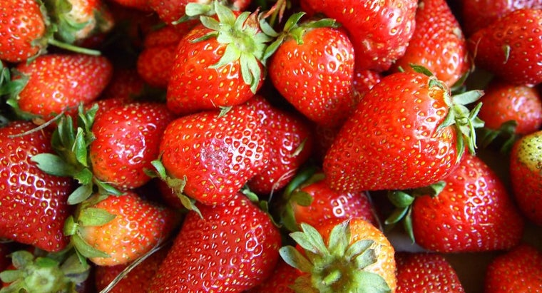 Are Strawberries Considered to Be Citrus Fruits?