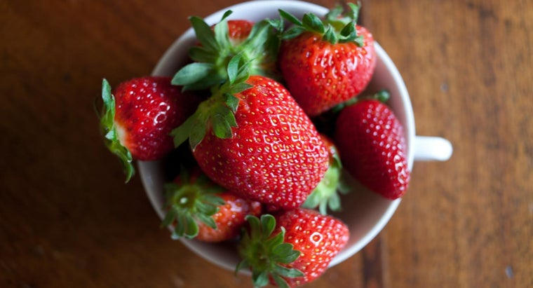 Are Strawberries the Only Fruit With Seeds on the Outside?