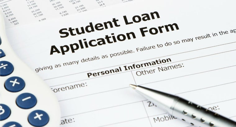 How Do You Get Student Loans With Bad Credit?