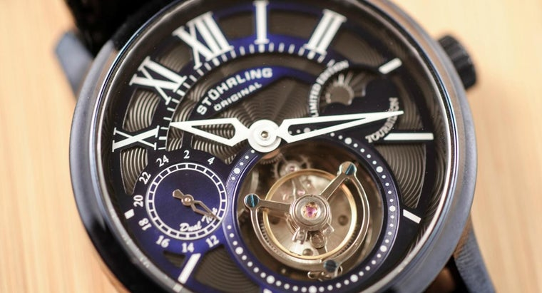 What Are Stuhrling Watches?