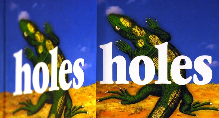 "What Is a Summary of ""Holes"" by Louis Sachar?"