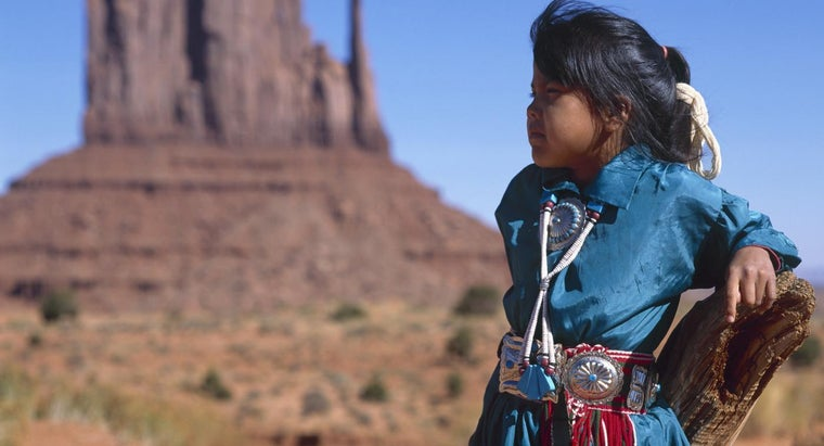 What Is the Summary of the Navajo Origin Legend?