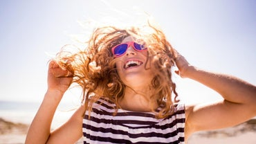 Why Does the Sun Make Your Hair Lighter?