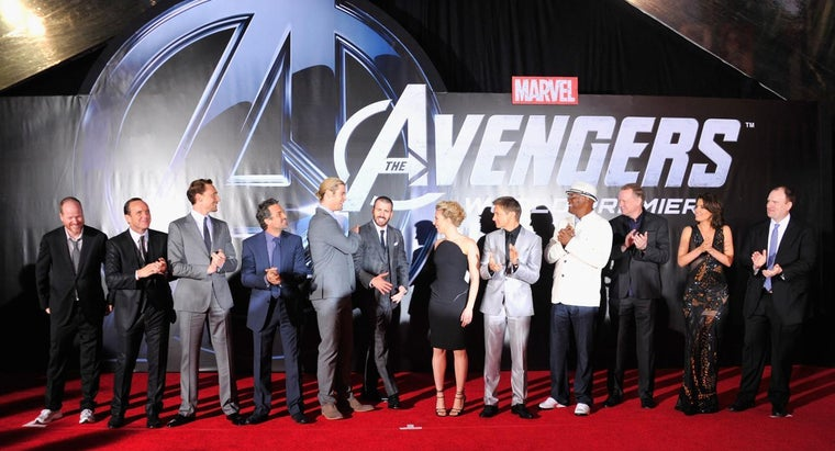 Which Superhero Gave The Avengers Their Name?