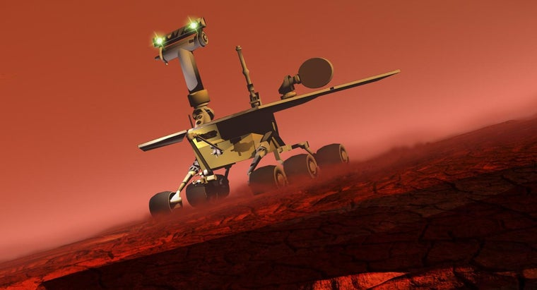 What Is the Surface of Mars Like?