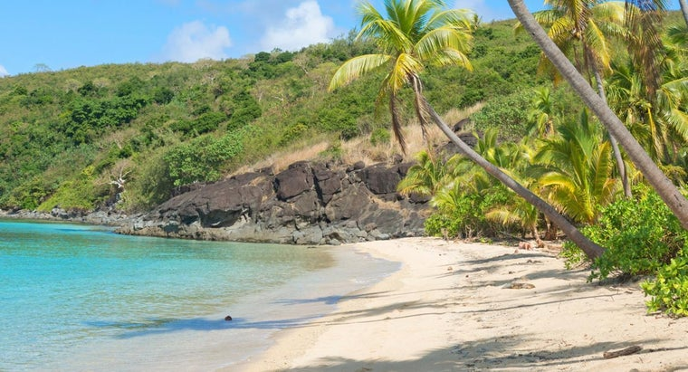 How Do You Survive on a Deserted Island?