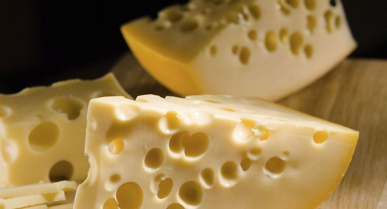 Why Does Swiss Cheese Have Holes?