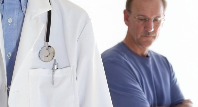 What Are the Symptoms of Prostate Cancer in Men?