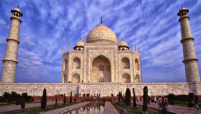 When Was the Taj Mahal Built?