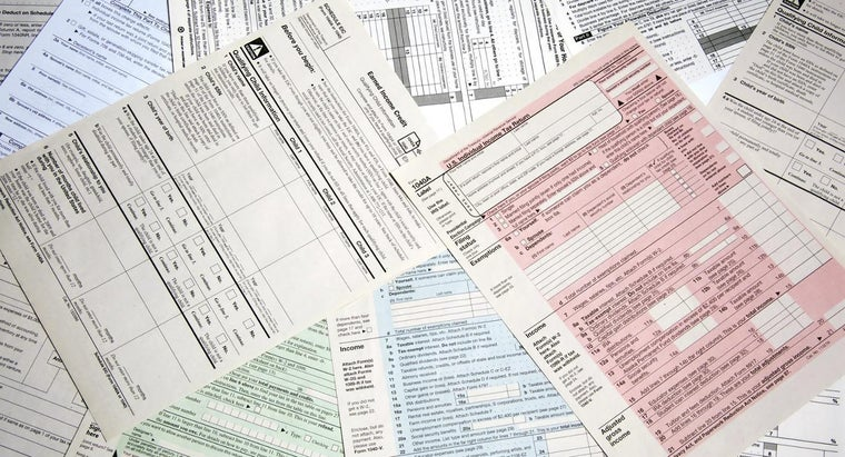 What Tax Forms Are Needed for a Small Business Owner?