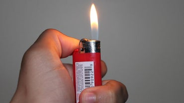 What Is the Temperature of a Bic Lighter Flame?