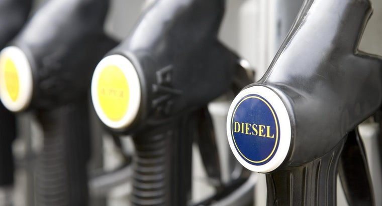 At What Temperature Does Diesel Fuel Solidify?