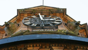 What Is a Tempus Fugit Grandmother Clock?