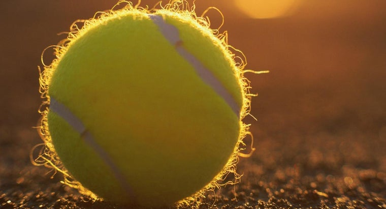 Why Are Tennis Balls Fuzzy?