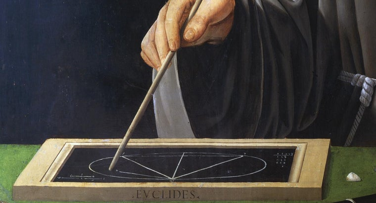 What Are Three Contributions to Mathematics by Euclid?