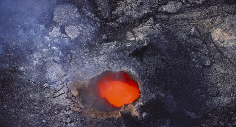 What Are the Three Stages of a Volcano?