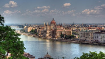 Through What Countries Does the Danube River Flow?