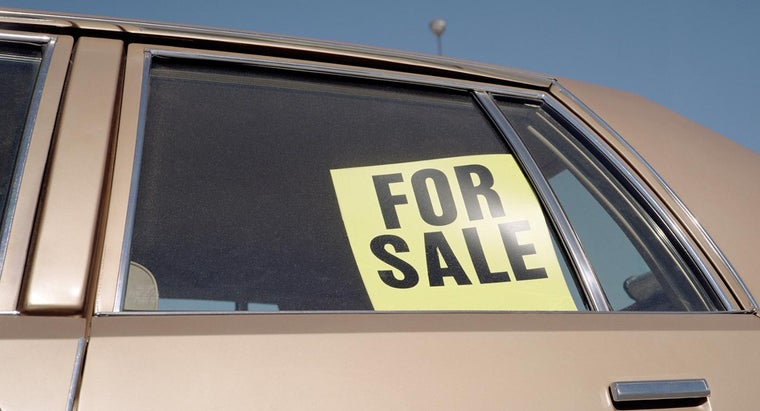 What Is the Best Time to Look for Cars for Sale by Owner?