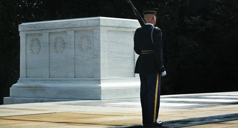 What Is the Tomb of the Unknown Soldier?