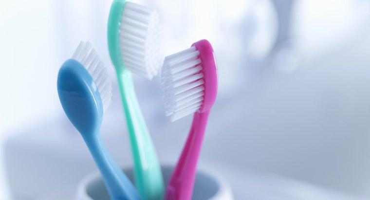 What Is a Toothbrush Made Of?