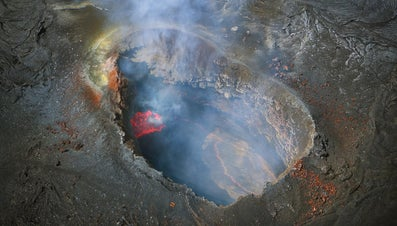 What Is the Top of a Volcano Called?