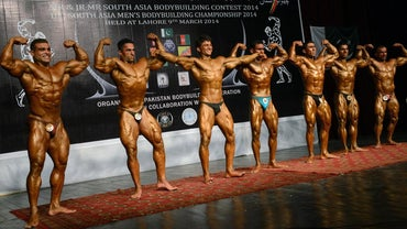 Who Do I Get in Touch With to Put on a Bodybuilding Competition?