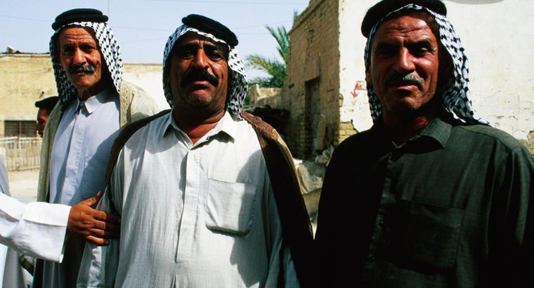 What Is Traditional Clothing in Iraq?