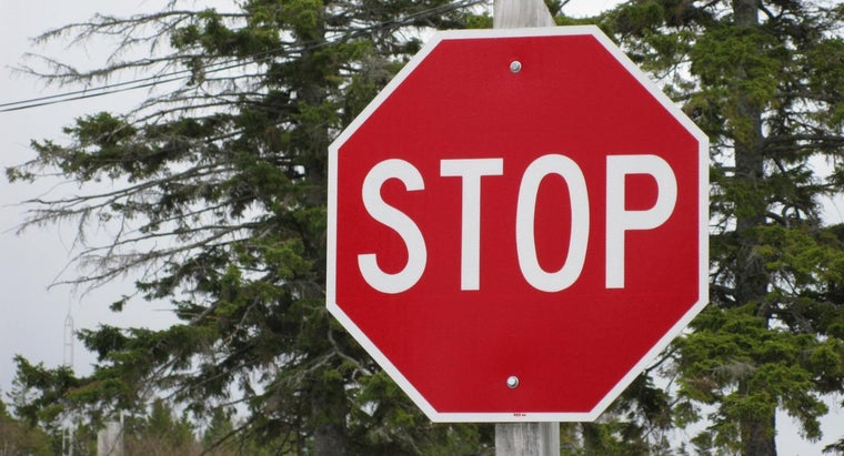 What Traffic Signs Are Most Popular?
