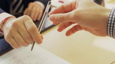 "What Is a ""transfer of Ownership"" Letter?"