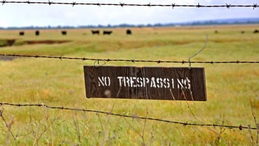 "What Is the ""no Trespassing Law"" for Private Property?"