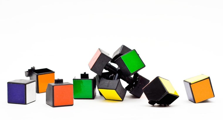 What Is the Trick to Solve a Rubik's Cube?