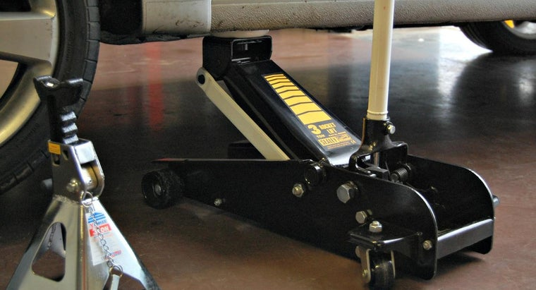How Does a Trolley Jack Work?