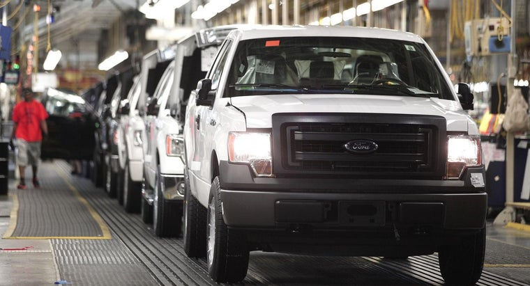 What Truck Accessories Does Ford Make?