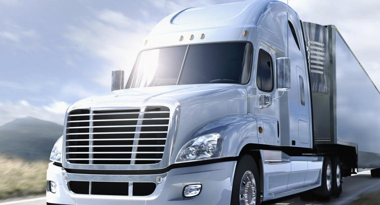What Are Truck Body Mounts?